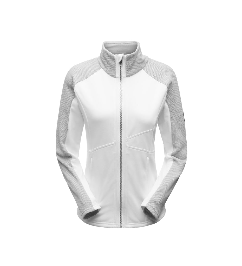 Spyder Bandita Full Zip Stryke Jacket Womens Main Street Sports