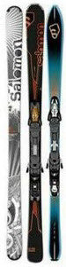 Twin Summits Advanced Super Sidecut Ski Rental Package