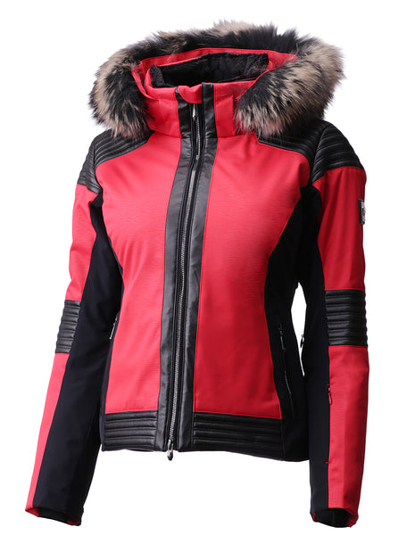 Descente CECILY W/ FUR JACKET Women's