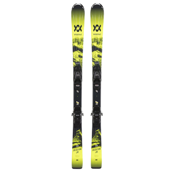 Main Street Sports Kids Rental Advanced Super Sidecut Skis