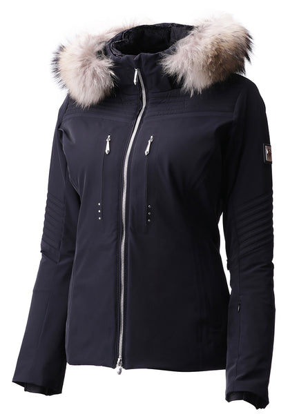 Descente LAYLA W/ FUR JACKET Women's