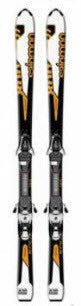 Twin Summits Super Sidecut Ski Rental Package