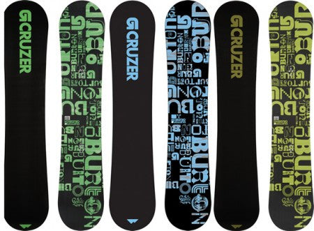 Advanced Snowboard Rental Package