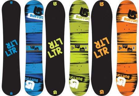 The Lift Snowboard Rental Packages