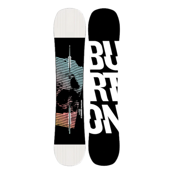 Main Street Sports Rental Snowboard Burton