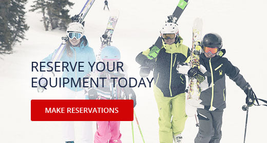 Adult ski packages