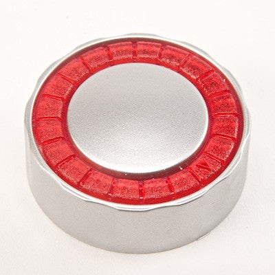 CBR-101 CONTROL KNOB - TEMPERATURE (RED)