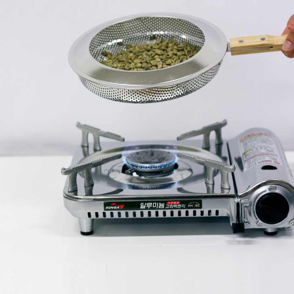 CBR-P01 Pan Roaster for Home and Travel