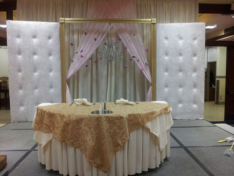 Backdrop Decor