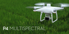 DJI Releases New P4 Multispectral | For Precision Agriculture & Land Management