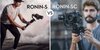 DJI Ronin-S VS DJI Ronin-SC Comparison | Which Gimbal Is Right For You?