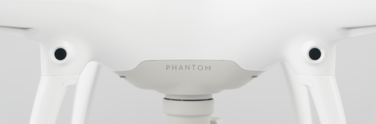 Phantom 4 - Forward Facing Sensors for Obstacle Avoidance