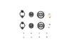 Inspire 1 - 1345LS Propeller Mounting Kit (Part 99)