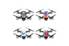 Skins for DJI  Spark - 4 pack - Set 1