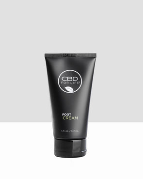 Pure CBD Foot Cream 5 fl. oz.