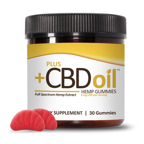 Plus CBD Oil Gummies
