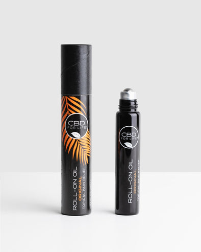 Pure CBD Roll On Oil - Original
