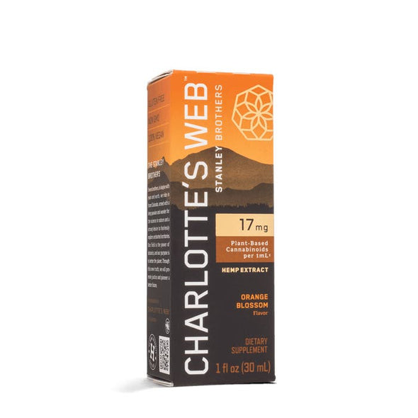 Charlottes's Web 17mg Hemp Extract (formerly known as Extra Strength) - 30 ML