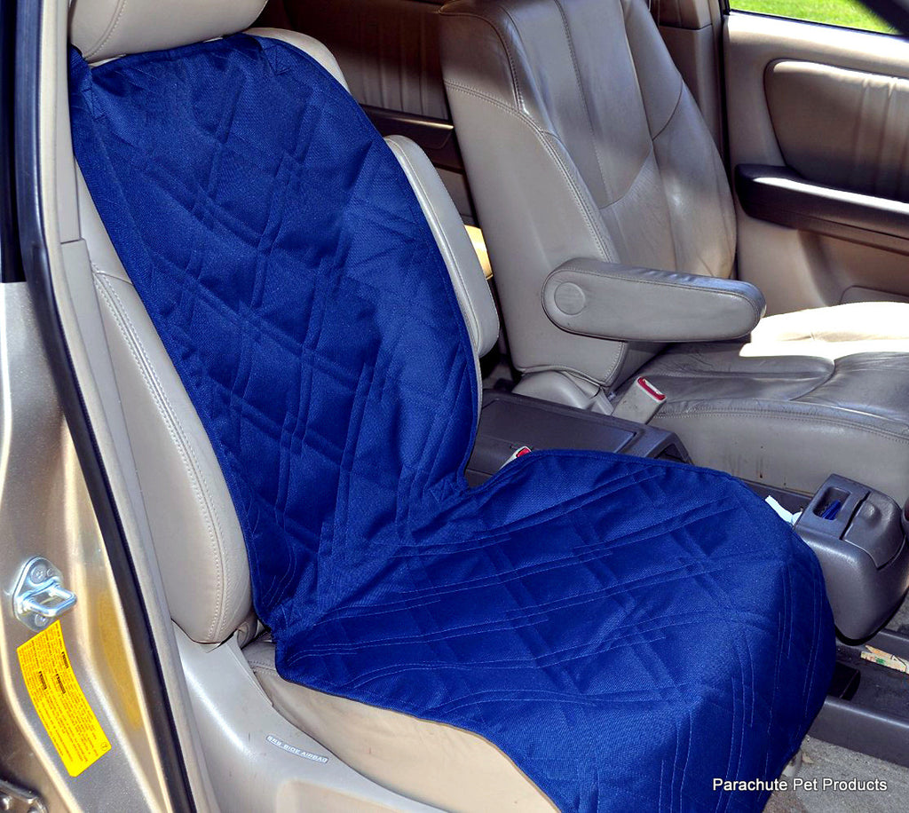 Front Seat Protector With Non Slip Backing