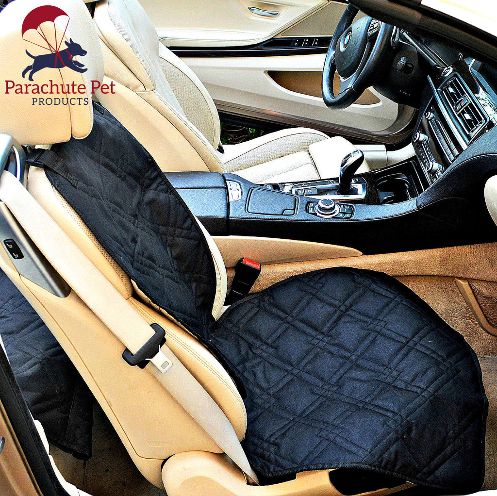 Parachute Pet Front Seat Protector With Non Slip Backing