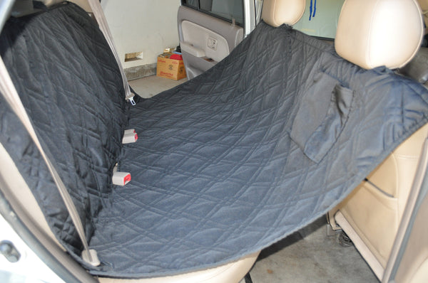 New Copy Of Rear Bench Seat Protector With Non Slip