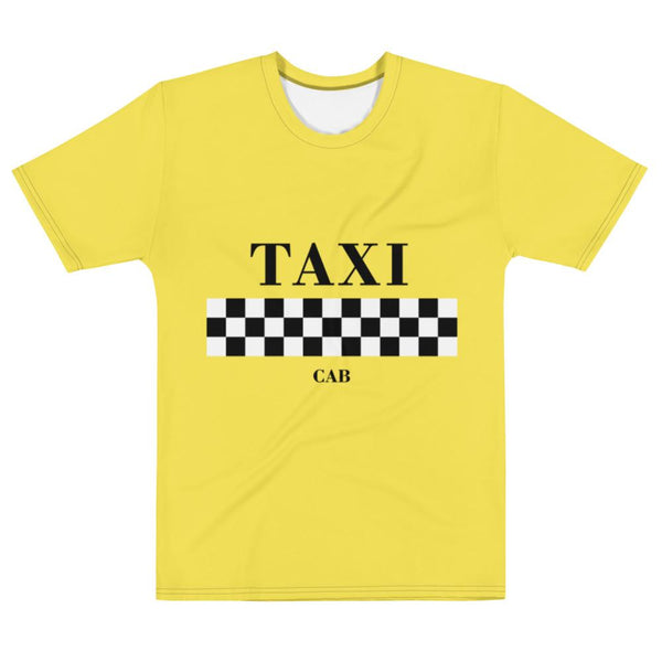 Taxi Cab Men's T-Shirt