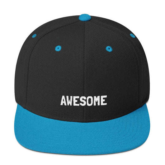 Awesome Snapback Hat - Gatch Tees
