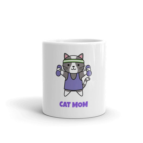 Cat Mom Mug - Gatch Tees