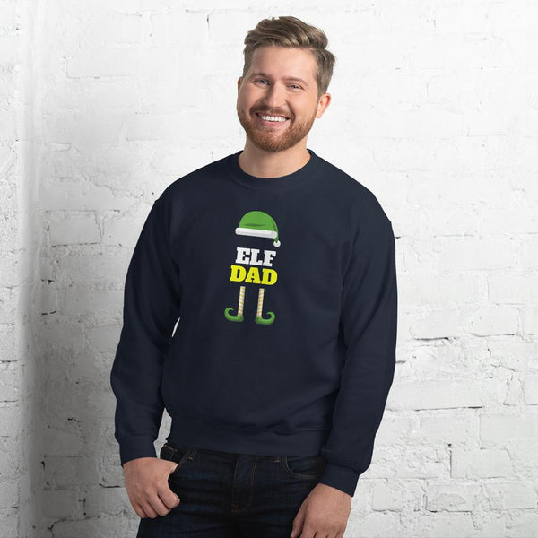 Elf Dad Sweatshirt - Gatch Tees