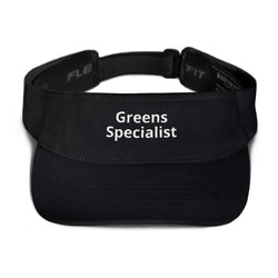 Greens Specialist Visor - Gatch Tees