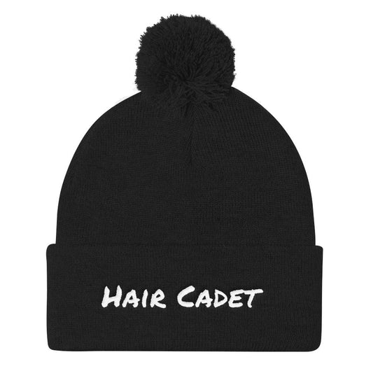 Hair Cadet Pom Pom Knit Cap - Gatch Tees