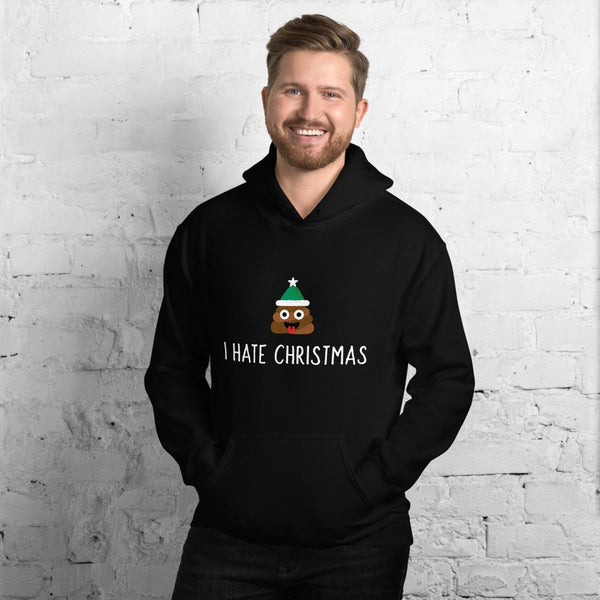 I Hate Christmas Unisex Hoodie - Gatch Tees