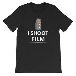 I Shoot Film T-Shirt - Gatch Tees