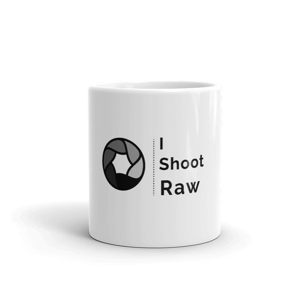 Copy of I Shoot Raw Mug