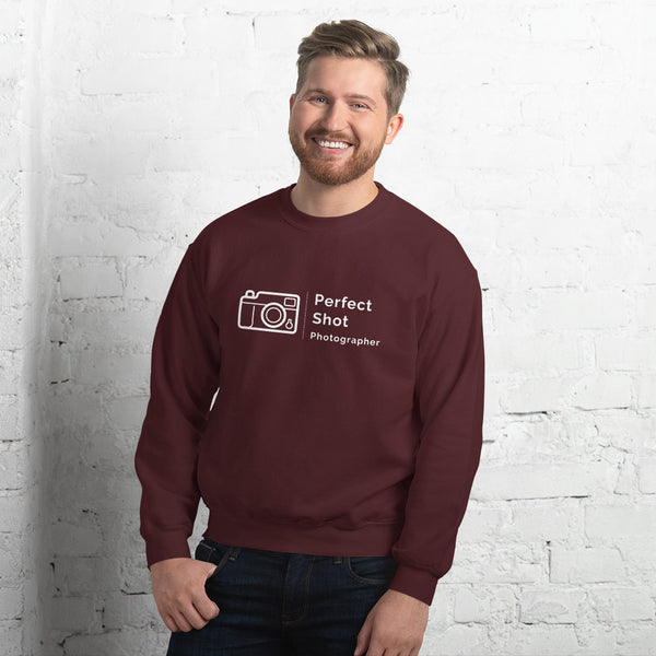Perfect Shot Men's Sweat Shirt