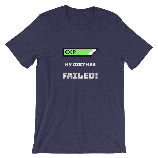 My Diet Has Failed! T-Shirt - Gatch Tees