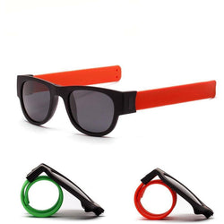 Polarized Unisex Slappable Bracelet Sun Glasses - Gatch Tees