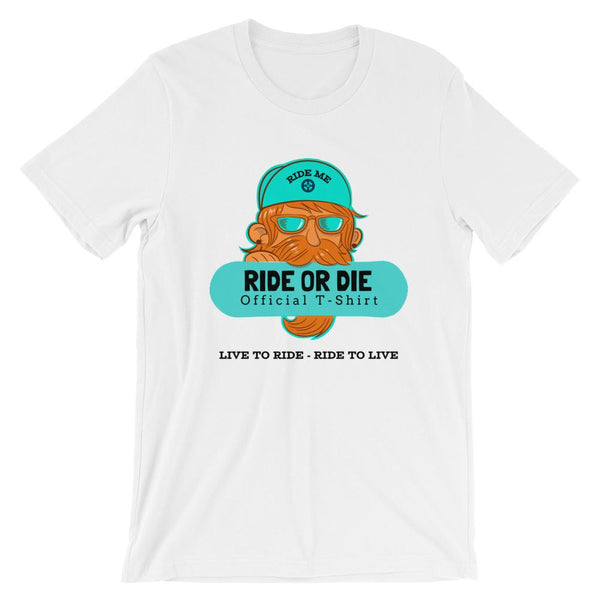Ride or Die Unisex T-Shirt - Gatch Tees