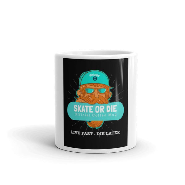 Skate or Die Mug - Gatch Tees