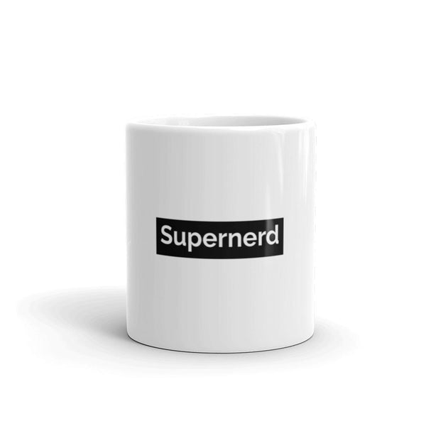 Supernerd Mug - Gatch Tees
