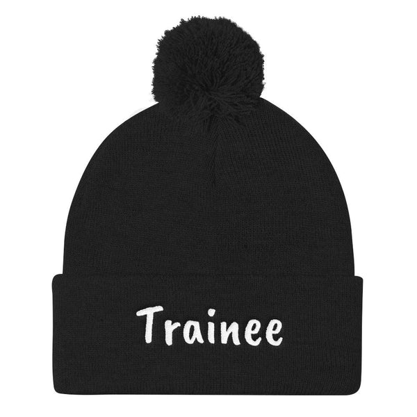 Trainee Pom Pom Knit Cap - Gatch Tees