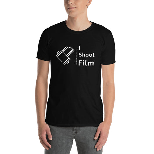 I Shoot Film Men's T-Shirt