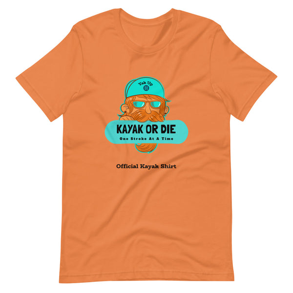 One Stroke at a Time Unisex T-Shirt