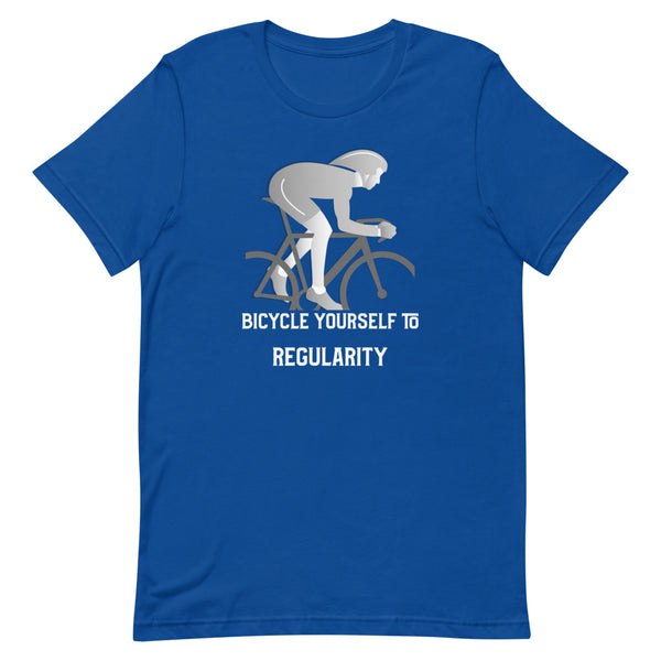Bicycle Yourself to Regularity T-Shirt