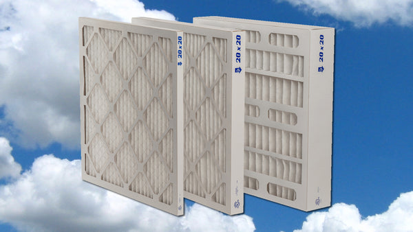 High Efficiency Pleated Air Filters