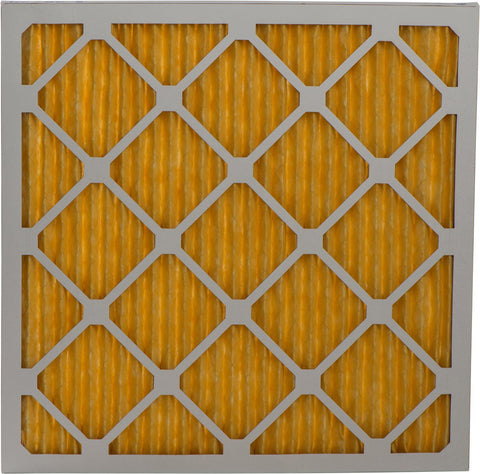 "Merv 11 Pleated Air Filter - 17 1/2"" x 19 1/2"" x 1"""