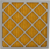 "Merv 11 Pleated Air Filter - 19 3/4"" x 19 3/4"" x 2"""