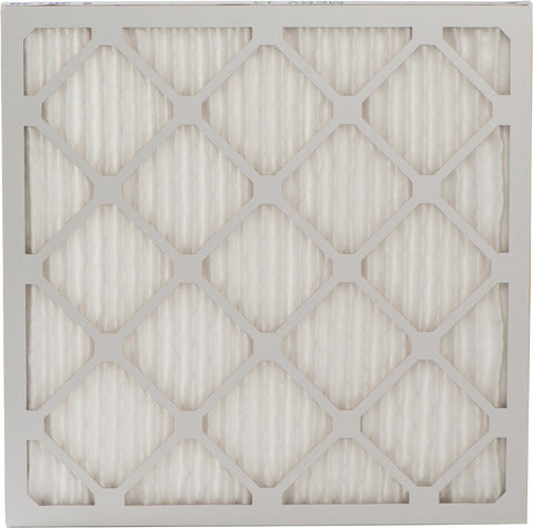 "Merv 13 Pleated Air Filter - 15 1/2"" x 21 1/2"" x 1"""