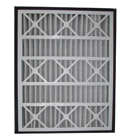 "Practical Pleated Air Filter (2-Pack) - 25 1/4"" x 27"" x 5"""