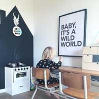 wild boys and girls kids apparel and decor